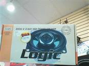 LOGIC Car Speakers/Speaker System ZX420